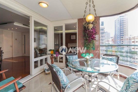 Apartamento Com 3 Dormitórios À Venda, 169 M² Por R$ 928.000,00 - Centro - Novo Hamburgo/rs - Ap2605