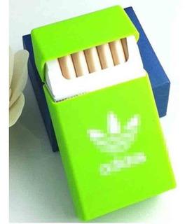 Estuche Para Cajetilla De Cigarrillo