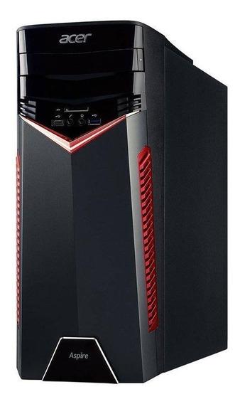 Pc Gamer Acer Gx-783-br11 I5-7400 8gb Ram 1tb Hd