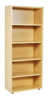 Mueble Librero 5 Espacios