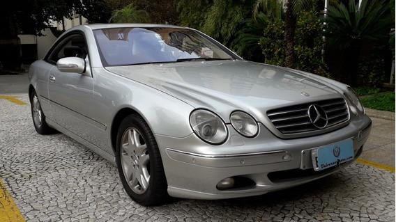 Mercedes Benz Cl 500 2001