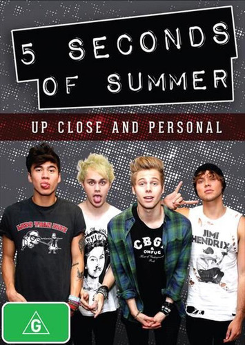 5 Seconds Of Summer - Up Close And Personal - Sb