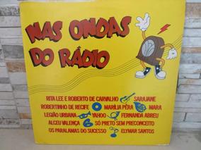 Lp Vinil Nas Ondas Do Radio Rita Lee E Roberto De Carvalho