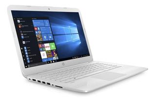 Laptop Hp Economica Nueva Stream 14 + Memoria Externa 128gb