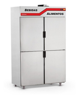 Geladeira Refrimate - 4 Portas - Ar Forçado - 220 V - Usada