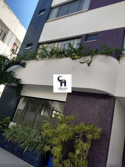 Apartamento Para Venda E Locação Graça, Salvador 2 Dormitórios Sendo 2 Suítes, 1 Sala, 2 Banheiros, 2 Vagas 90,00 M² Útil - Ap02682 - 34050029