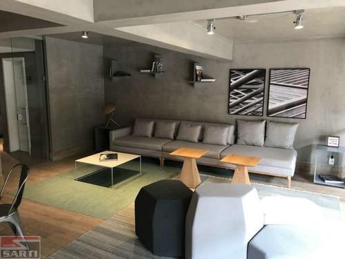 Imagem 1 de 15 de Apartamento Moderno Na Pompéia - St15141