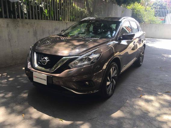 Nissan Murano Exclusive 2018