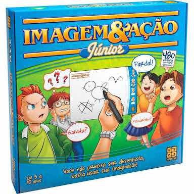 Jogo Imagem E Ação Júnior Da Grow