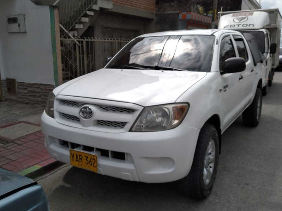 Camioneta Hilux Doble Cabina 4x4 Diesel