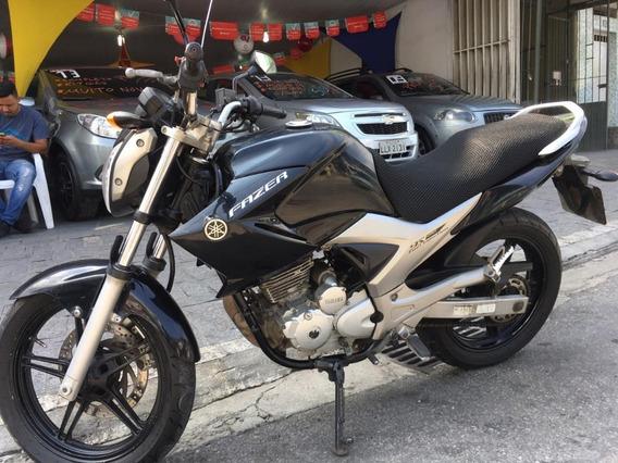 Yamaha Fazer 250cc 2013 - Flex - Doc Ok