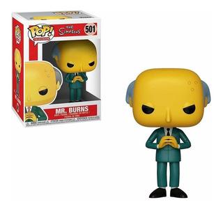 Funko Pop Mr Burns 501 Los Simpsons Baloo Toys