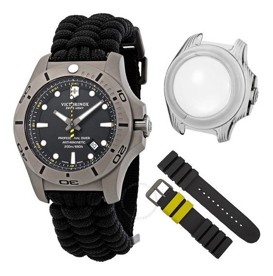 Victorinox Swiss Army I.n.o.x. Pro Diver Watch 241812