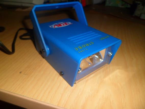 Mini Strobo Tov Alta Potência 1-10 Flash Por Segundo 25 Watt
