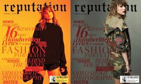 Cd Taylor Swift Reputation (volume 1&2) Pronta Entrega.