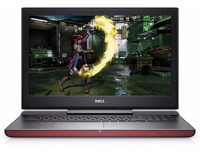 Notebook Dell 15 I7 16gb ( Gtx 1050ti ) 1tb 15,6