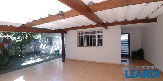 Casa Térrea - Planalto Paulista - Sp - 584457
