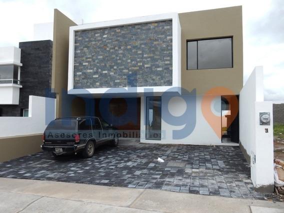 Casa Nueva En Venta En Cumbres Del Lago, Juriquilla