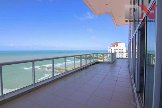 Exclusividade A Beira Mar, Infinity Areia Preta! - Co0007