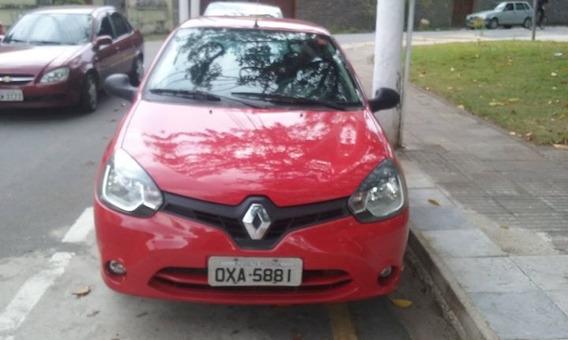 Renault Clio 2014, Impecável Mecânica, Econômico, Doc Em Dia