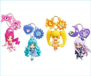 Heart Catch Pretty Cure! Animación De La Mascota Pretty Char