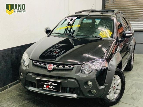 Fiat Palio Weekend Adventure 1.8 16v (flex) Manual