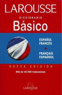 Diccionario Basico Español-frances/francais-espagnol