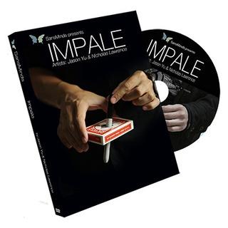 Impale - Jason Yu Y Nicholas Lawrence (dvd + Gimmick)