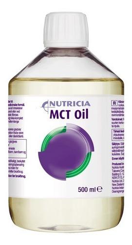 Nutricia Bagó Mct Oil Botella Sabor Neutro X 500 Ml