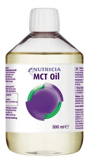 Nutricia Bagó Mct Oil Botella Sabor Neutro X 500 Ml
