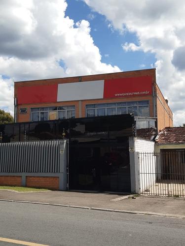 Imagem 1 de 8 de Galpão / Depósito / Barracão Industrial E Deposito Para Venda. - Ba00001 - 68852446