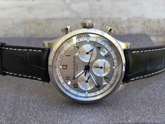 Relógio Baume & Mercier Capeland 10063 Automárico Chrono