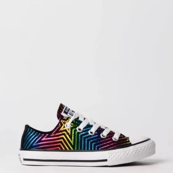 Tênis Converse Chuck Taylor All Star Ox Kids Ck07970002