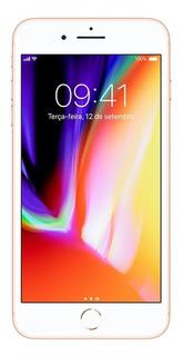 iPhone 8 Plus 256gb Ouro