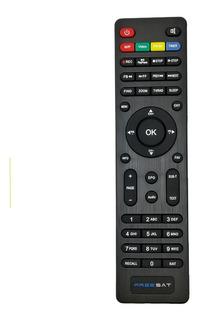 Control Remoto Freesat V7-v7s Y V7 Plus