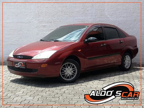 Ford Focus Sedan 2.0 16v 2001