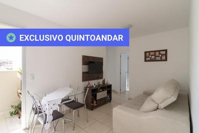 Apartamento No 5º Andar Com 2 Dormitórios E 1 Garagem - Id: 892907418 - 207418