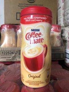 Coffee Mate 12 Frascos De 170g Vence 28/2/20