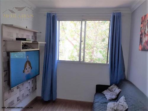 Imagem 1 de 14 de Apartamento Para Venda Em São Paulo, Horto Do Ipê, 2 Dormitórios, 1 Banheiro, 1 Vaga - 1941_1-1376641
