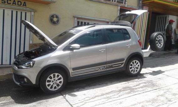 Volkswagen Crossfox Hatchback