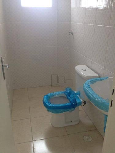 Apartamento À Venda, 65 M² Por R$ 242.000,00 - Vila Barcelona - Sorocaba/sp - Ap1464