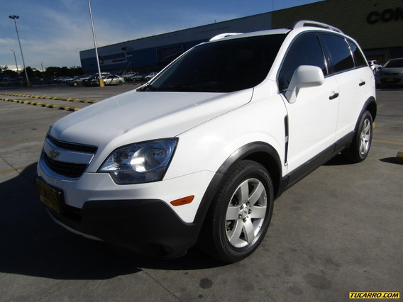 Chevrolet Captiva Xlt