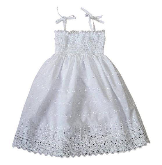 Vestido Nena De Broderie Solero