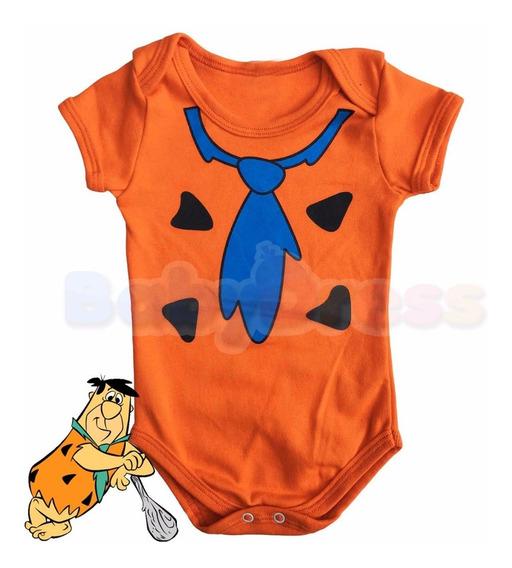 Body Bebê Os Flintstones