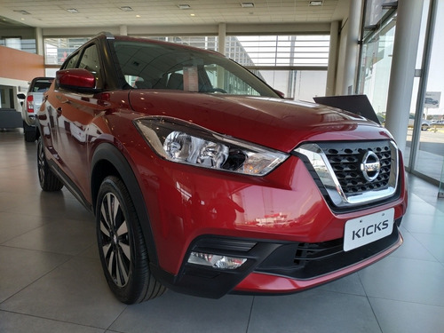 Nissan Kicks Cvt