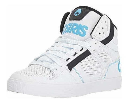 Osiris Clone Zapato De Skate Para Mujer