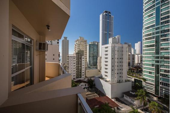 Cobertura Duplex Com 4 Quartos Para Comprar No Centro Em Balneário Camboriú/sc - 1898