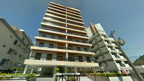 Imagem 1 de 30 de Apartamento Residencial Vista Total Para O Mar E Mobiliado À Venda, Avenida Almirante Tamandaré, Enseada, Guarujá - Ap11844. - Ap11844