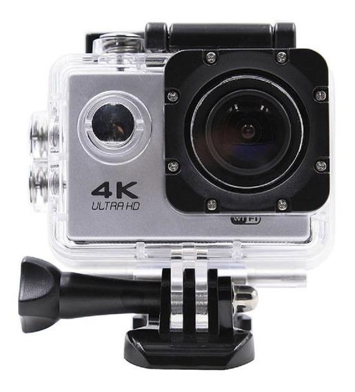 Câmera De Ação 4k Ultra Hd Sports Wi-fi Resistente Água 30m