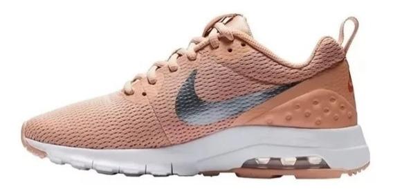 Zapatillas Nike Air Motion Mujer Original